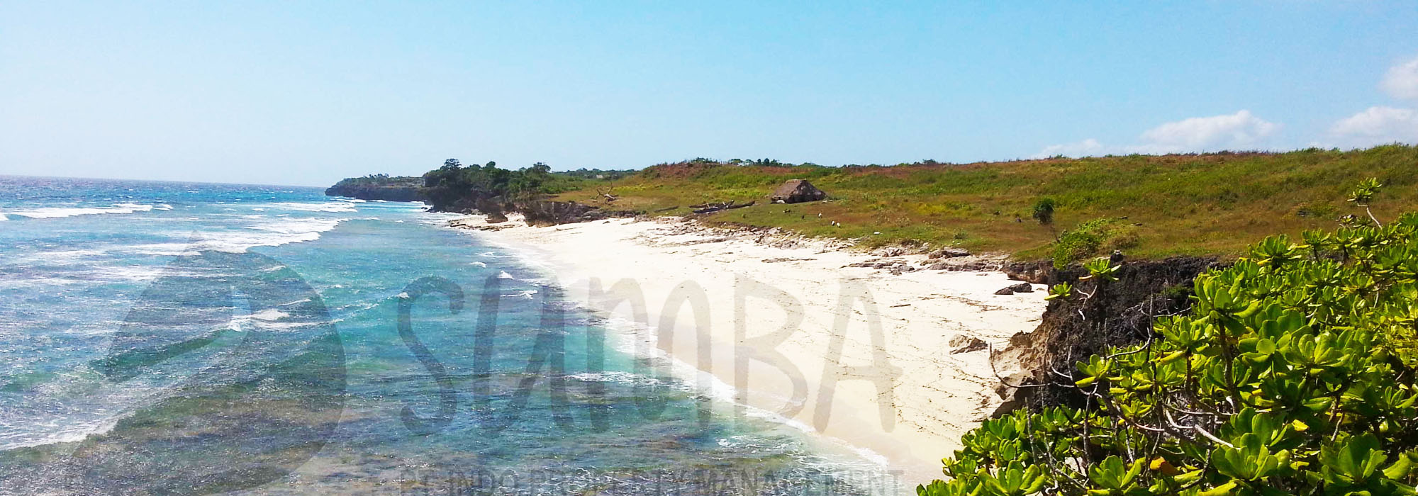 Huma Beachfront at North-West Sumba 8.5 HA